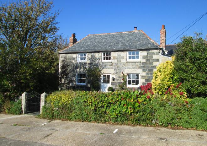 Colvennor Farmhouse, Self Catering Accommodation, Helston, Cury