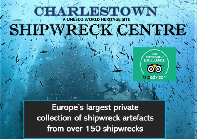 Charlestown Shipwreck Centre Cornwall