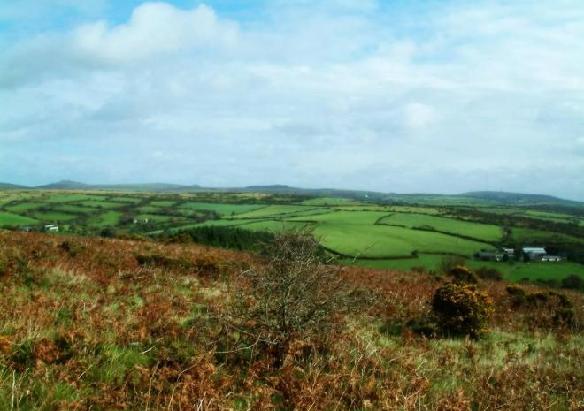 Burydown |Copper Trail | Bodmin Moor