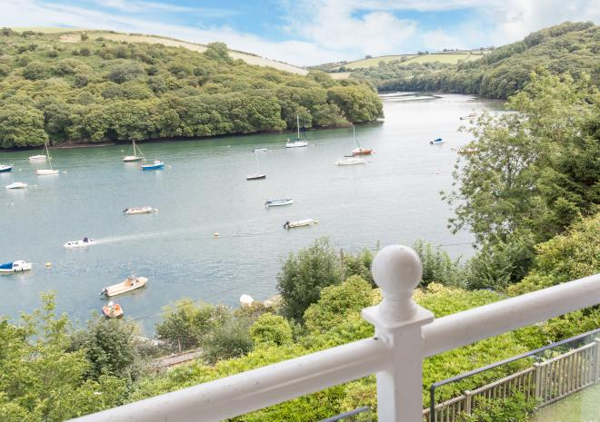 The Cormorant Hotel | Fowey | River View | Cornwall