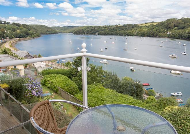 The Cormorant Hotel | Fowey | River View | Cornwall |