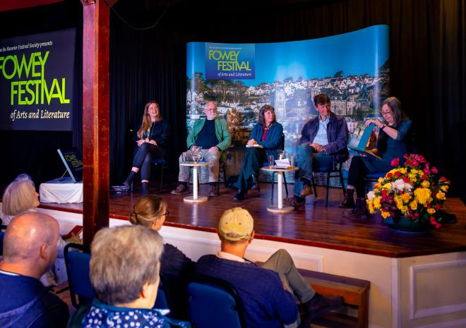 What's on in Cornwall, Fowey Festival of Arts & Literature, Cornwall