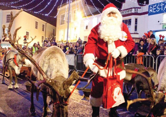 Christmas in Truro, Visit Cornwall, Events