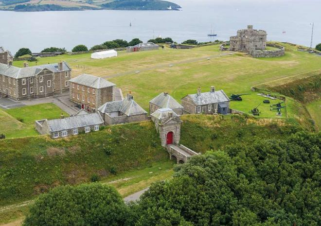 The Custodian's House, Pendennis Castle Self Catering