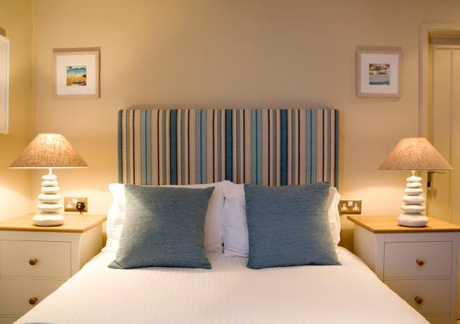 The Old Custom House Inn, Bed and Breakfast, Padstow, Cornwall