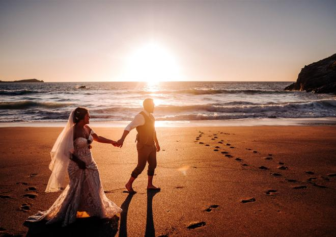 A large marquee wedding celebration on the Old Tennis Lawn