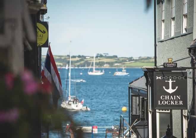 The Chainlocker, Falmouth Inn, Pubs in Cornwall