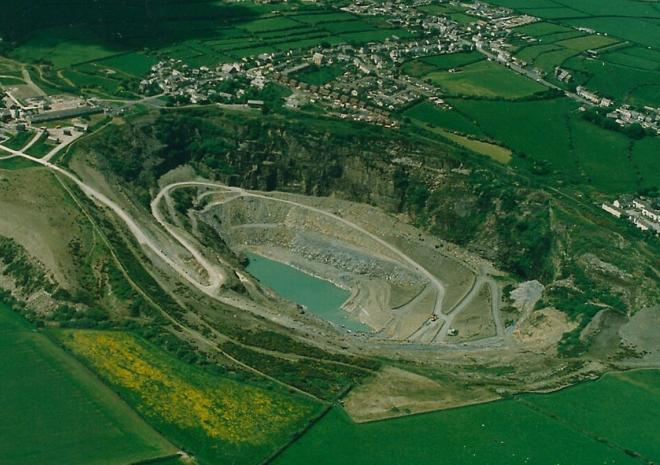 Things to do in Cornwall | Delabole Slate Quarry | Delabole | Cornwall