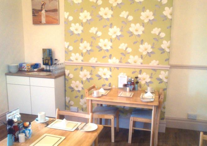 Harrington Guest House, Bed and Breakfast, Newquay, Cornwall