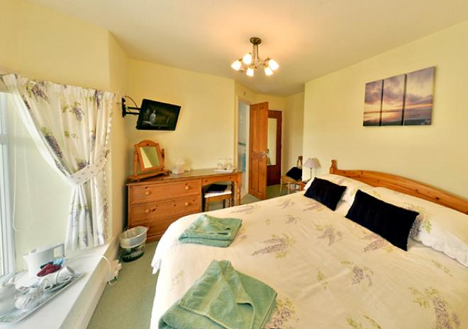The Old Coach House, Boscastle, North Cornwall, B&B, Double Room