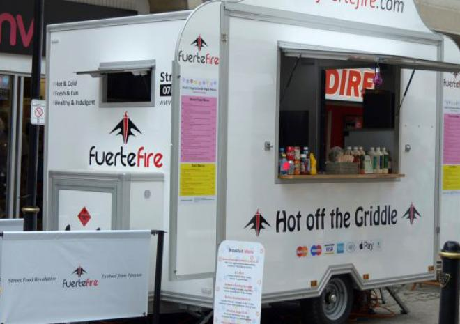 Fuertefire, Eating Out, Truro, Cornwall