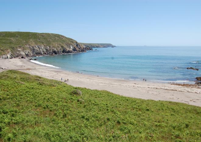 Kennack Sands  Beach