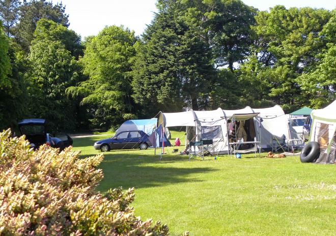 Camping Fields 2