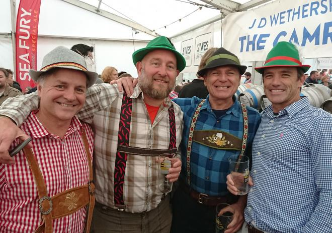 Falmouth Beer Festival, What's on, South Cornwall