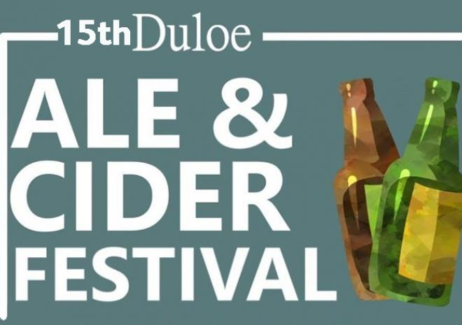 Duloe Ale & Cider fest, what's on Cornwall spetember 2020