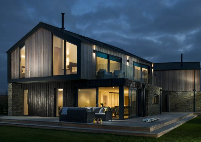 Dune House luxury Gwithian Forever Cornwall
