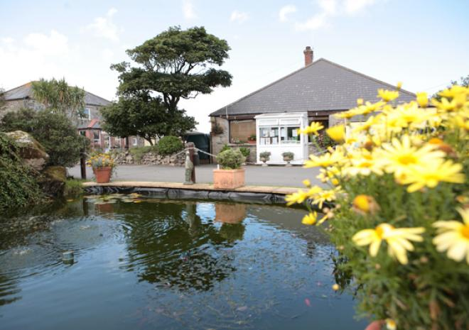 Holiday and Campsite Park Cornwall | Lanyon Holiday Park | Redruth | Portreath | Cornwall