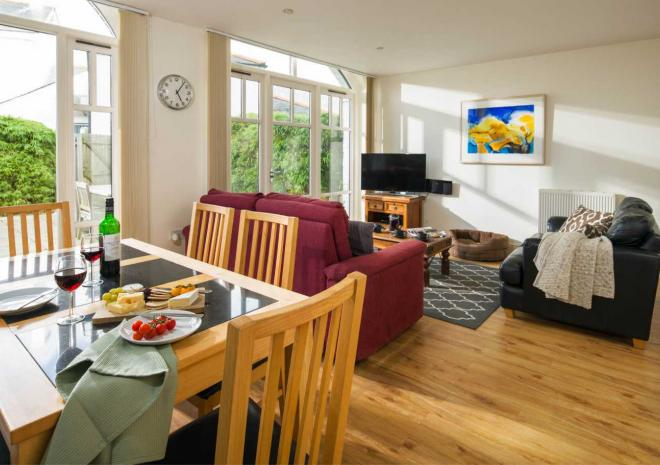 Dog friendly Self catering holiday cottages in Cornwall | Mylor Harbourside Holidays | Falmouth