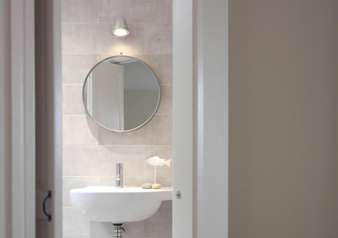 Master En Suite of Brea Cottage, St Ives, Cornwall