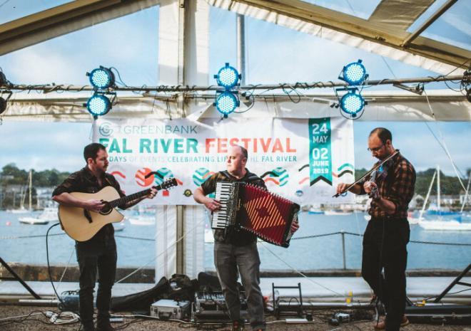 Fal River Festival, What's On, Visit Cornwall, 2020
