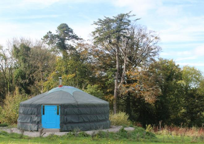 Real Glamping at Fir Hill