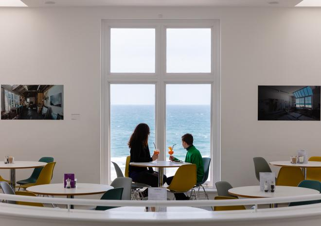 Tate St Ives Cafe