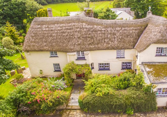 Bosinver Farm Holiday Cottages Farmhouse St Austell Cornwall