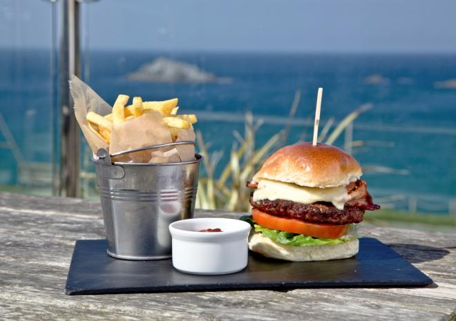 C-Bay, Crantock Bar, Newquay Bar, Newquay Cafe