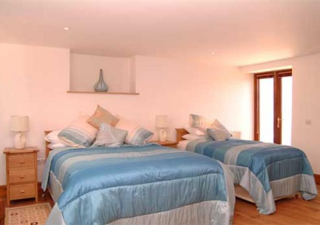 Tregurnow Farm, Bed and Breakfast, Penzance, West Cornwall
