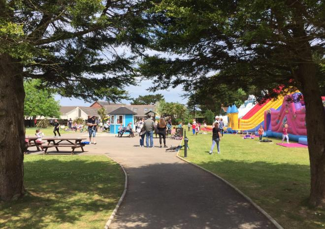 Monkey Tree Holiday Park Summer Fun Day August