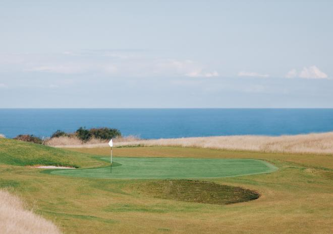 The Famous Nine, Landal Gwel An Mor, Golfing Cornwall