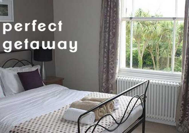 Sandbank House, Bed and Breakfast, Hayle, West Cornwall
