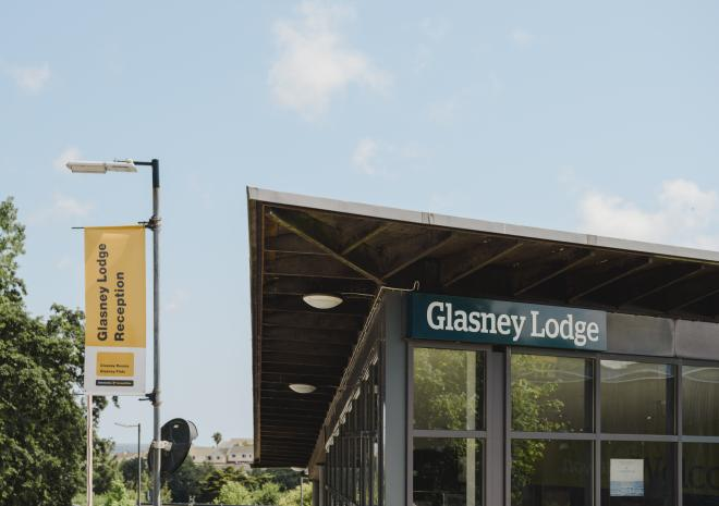 Glasney Lodge 24 Hour Reception, Penryn, University Campus
