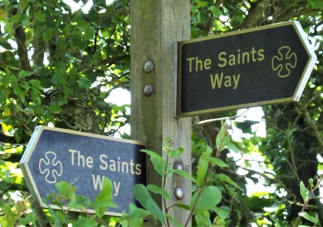 Saint's Way, Fingerpost