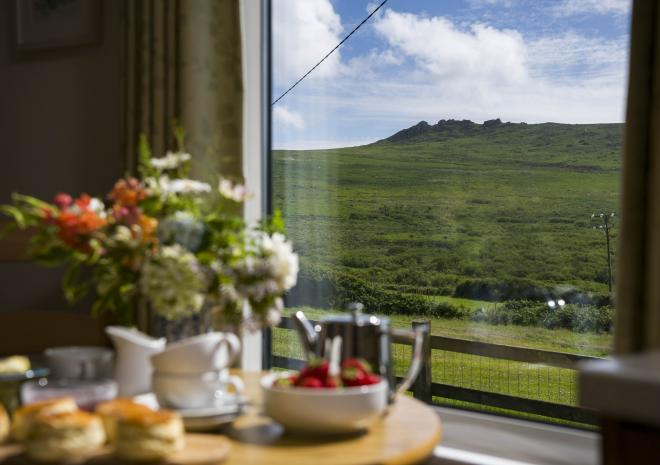 A room with a view, Eliza's Croft