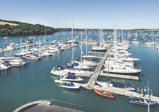 Mylor Yacht Harbour has 8 Self catering holiday cottages in Cornwall | Mylor Harbourside Holidays | Falmouth