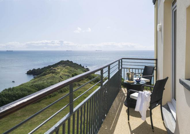 Epic View apartment Coverack Lizard Forever Cornwall