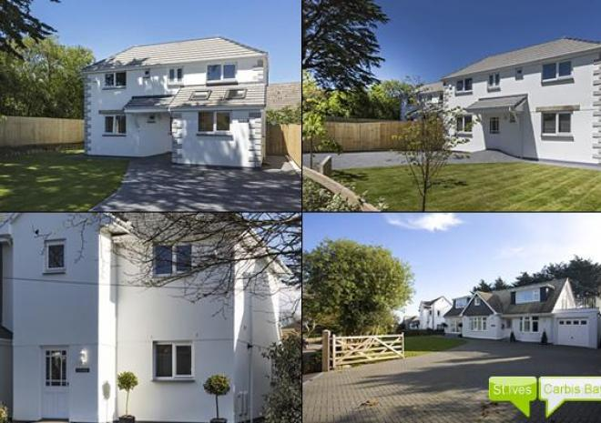 St Ives Carbis Bay Self Catering In Cornwall 4 Luxury Apartments