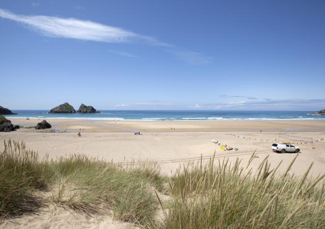 Holywell Bay Holiday Park Glamping