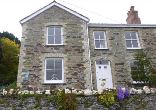 Norwood, holiday cottage to rent in Boscastle, Cornwall