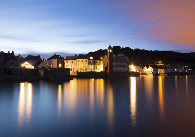 Kingsand and cawsand local Cornish fishing villages