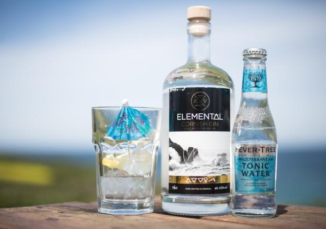 The Bowgie stocks over 30 Cornish Gins
