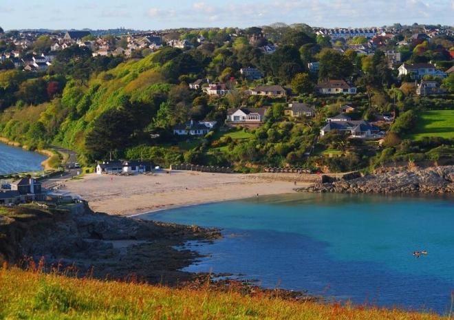 Swanpool Beach | Falmouth | Cornwall