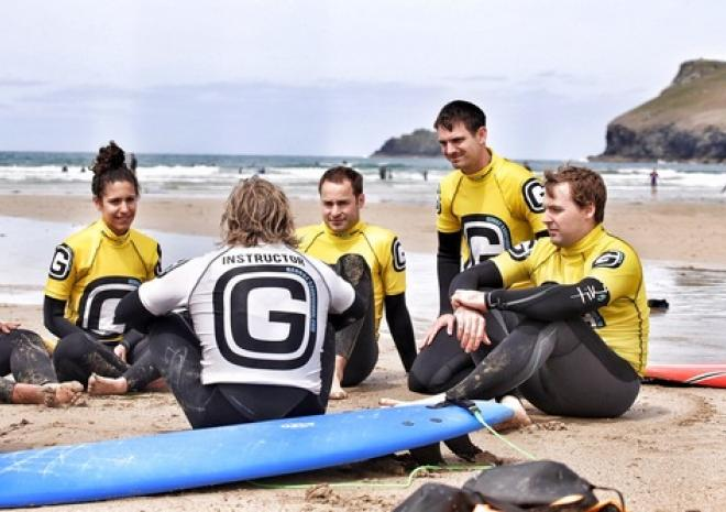 Georges Surf School