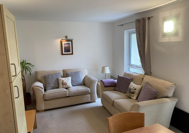 self catering rural holiday cottage Cornwall ground floor