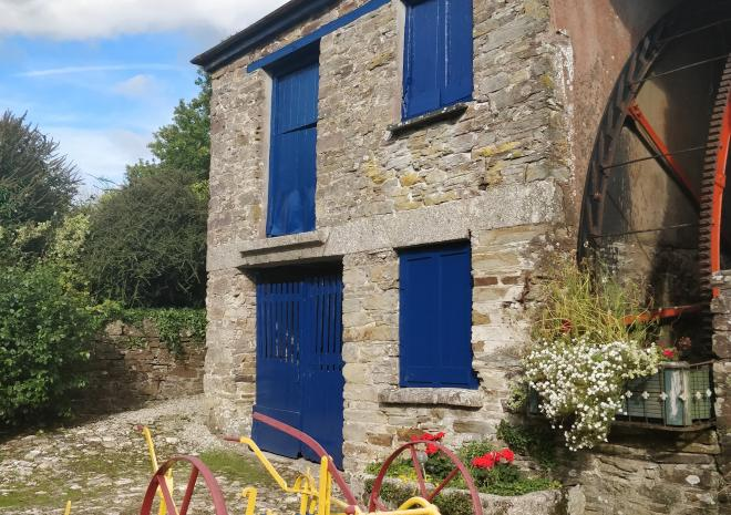 Cottages in Cornwall | Lanwithan Cottages | Lanwithan Farm |  Lostwithiel