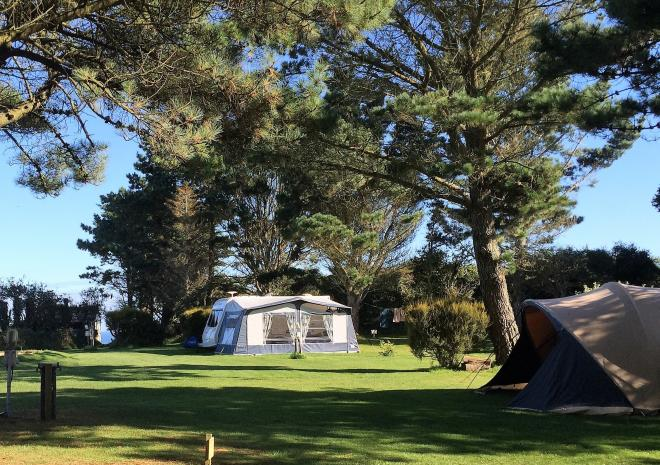 Touring Park Cornwall | Silver Sands Holiday Park | Helston | Cornwall