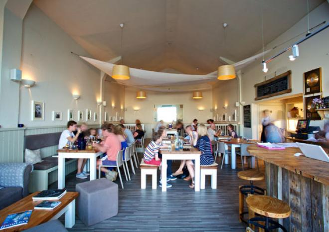 Amélies, Porthleven, Food and Drink, Cornwall