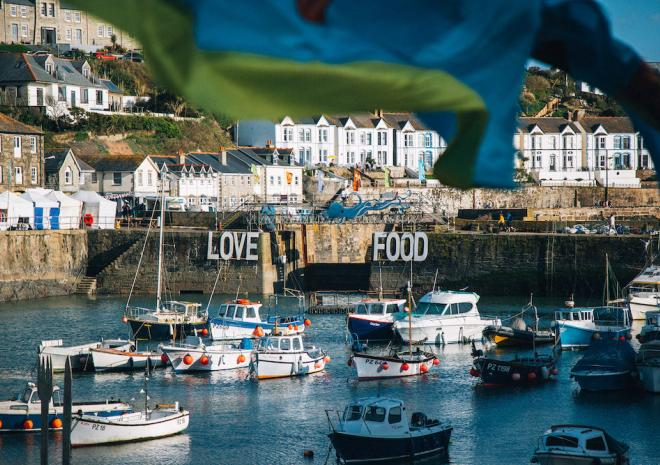 Porthleven Food Festival, Events in Cornwall, Food & Drink 2018