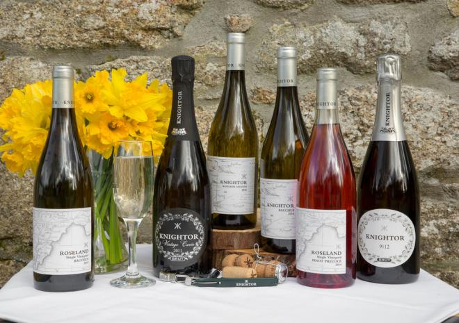 Winery and Restaurant Cornwall , Knightor , St Austell , Cornwall, Food & Drink